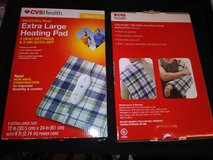 2 Extra Large Heating Pads in Conroe, Texas