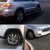 All 4 - Jeep Rims and Tires in Las Vegas, Nevada