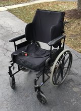 """Invacare style-""""EXTRA"""" wheelchair in Chicago, Illinois"""