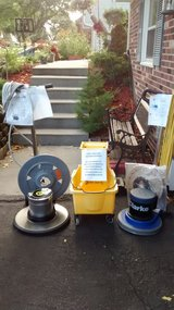 2 - PROFESSIONAL FLOOR STRIPPING & POLISHING BUFFER MACHINES. in Schaumburg, Illinois
