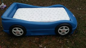 blue car bed in Fort Campbell, Kentucky