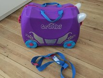 Purple princess Carriage Trunkie in Lakenheath, UK