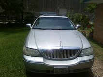 2007 Lincoln Town Car in Spring, Texas