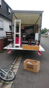 MOVERS AND TRANSPORT, RELOCATION, FMO PICK UP AND DELIVERY in Ramstein, Germany