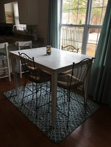 High top table and chairs in Cherry Point, North Carolina