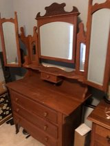Antique dresser in Kingwood, Texas