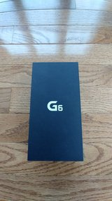 LG G6 (32GB) Unlocked - NEW IN BOX in Quantico, Virginia