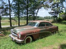 53 Buick in Fort Knox, Kentucky