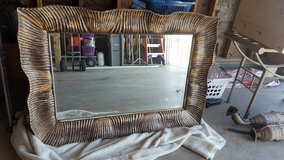 GIANT contemporary wall mirror in 29 Palms, California
