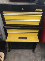 Stanley 6 drawer rolling tool chest in Conroe, Texas