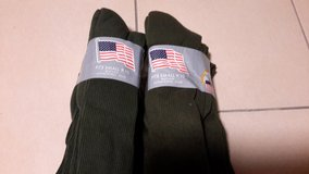 6x Boot Sock New sz 9-10 in Ramstein, Germany