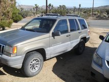 ###  98 Jeep Grand Cherokee  ### in 29 Palms, California