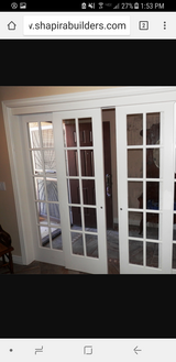 ISO SLIDING.FRENCH DOOR INSTALLATION in Joliet, Illinois