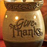 Give Thanks Full-Size Scentsy Warmer in Fort Campbell, Kentucky