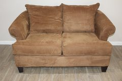 Brown Love Seat in Spring, Texas