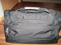 Sharper Image Duffle Bag/Carry-On -NEW w/ Adjustable Strap in Aurora, Illinois