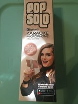 Pop Solo Microphone-New in Macon, Georgia
