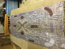100% silk shawl from India in Quad Cities, Iowa
