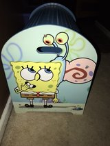 SpongeBob toy box in Byron, Georgia