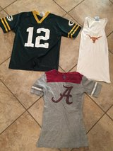 Team shirts and jersey in Leesville, Louisiana