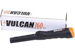 Vulcan 360 pinpointer metal detector in Tinley Park, Illinois