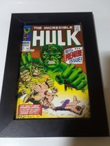 the incredible hulk big premiere issue 3445/26000 in Fort Irwin, California