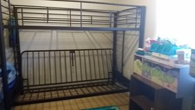 Used Bunk Bed Just Frame in Byron, Georgia