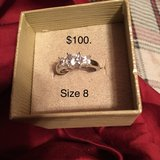 Qvc Ring size 9 in Chicago, Illinois