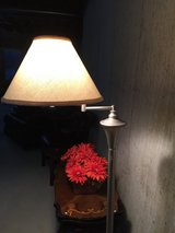 Tall lamp in Westmont, Illinois