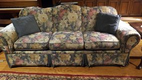 Floral Couch in Kingwood, Texas