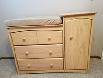 Changing table/ dresser in Aurora, Illinois
