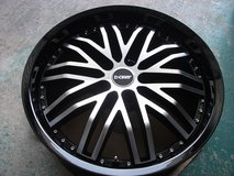 20inch rims and tires set(2) in Okinawa, Japan
