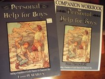 Pearables: Personal Help For Boys Book & Workbook in Camp Lejeune, North Carolina