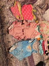 3 Bathing Suits Size 24M/2T in Travis AFB, California