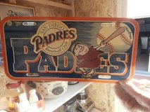Padres sign in Yucca Valley, California