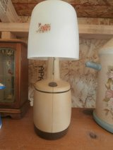 Battery Lamp in Yucca Valley, California
