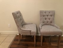 Two Side Chairs in Oceanside, California