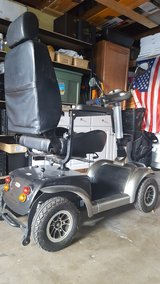 Motorized Scooter With LIft, Ramp and Trailer in Camp Pendleton, California
