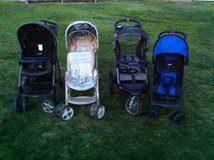 4 Strollers in Camp Pendleton, California