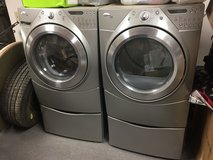Whirlpool Duet Washer and Dryer in Aurora, Illinois