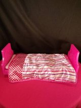 """Funrise 18"""" Girl Doll Bed in Fort Campbell, Kentucky"""