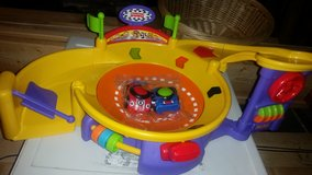 Toddler race track in Bolingbrook, Illinois