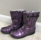 Nordstrom Toddler 10 Purple Fashion Boots in Elgin, Illinois