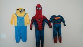 3 kid costumes in Fort Knox, Kentucky