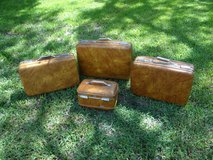 VINTAGE AMERICAN TOURISTER LUGGAGE in Conroe, Texas