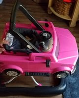 Pink Ford baby walker in Beaufort, South Carolina