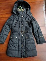 Hawke girls knee length coat new 10-12 in Bolingbrook, Illinois