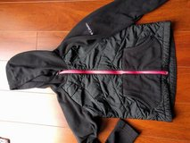 Columbia Girls fleece jacket size 10-12 in Bolingbrook, Illinois
