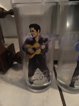 Elvis Presley Glass Set in Melbourne, Florida