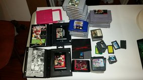 Video Game Miscellaneous Lot Sega N64 Snes Ds Gamegear in Byron, Georgia